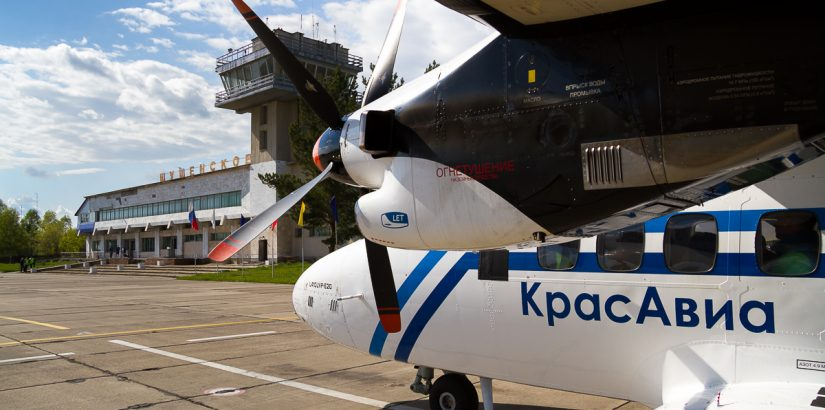 «КрасАвиа» расширяет карту полётов из Новосибирска