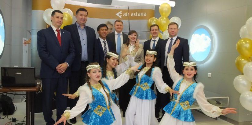 Осенняя распродажа авиакомпании «Эйр Астана» из Новосибирска