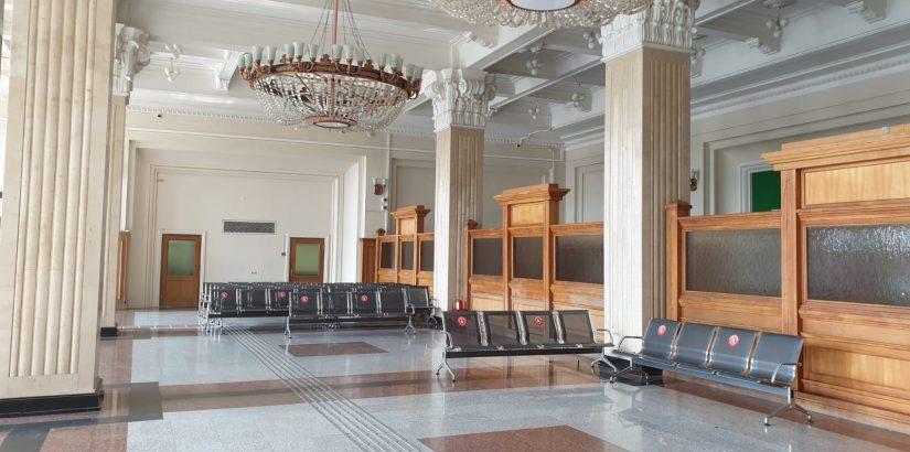 В Новосибирске открыли автостанцию Железнодорожная