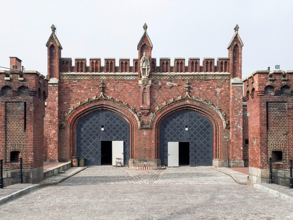 Фридландские ворота2