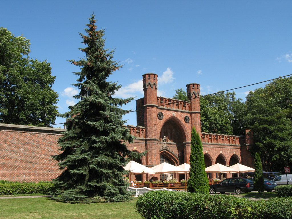 Росгартенские ворота2